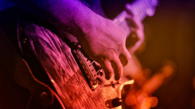 ロックミュージシャン
